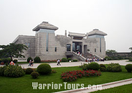 Mausoleum of the First Qin Emperor, Xian