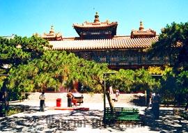 Beijing-Lama Temple