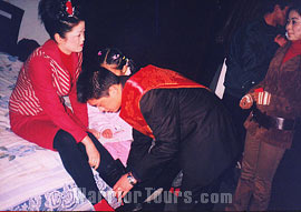 Marriage Custom, Chinese culture