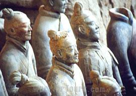 Terra Cotta Army, Xian