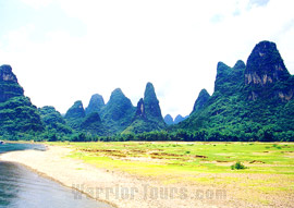 Diecai Hill, Guilin, Guangxi