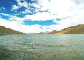 Yamdrok Yumtso Lake, Shannan, Tibet