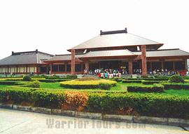 Hubei Provincial Museum in Wuhan