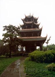 Wangjiang Tower Park, Chengdu, Sichuan