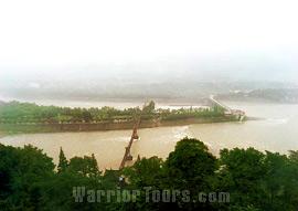 Dujiangyan Irrigation Project, Chengdu