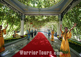 Turpan Grape Valley on the Silk Road