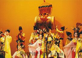 Tang Dynasty Dinner Show, Xian