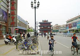 Street Scene, Datong City