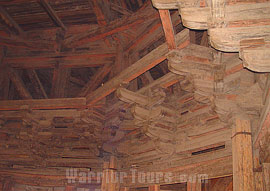 Inside the Wooden Pagoda, Datong