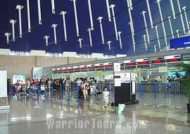 cityguides shanghai transportation pudong airport
