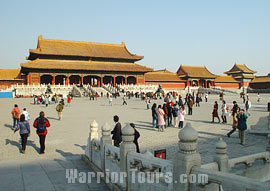 Gate of Supreme Harmony, Forbidden City, Beijing