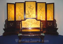 Chinese furniture, Shanghai Museum