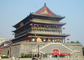 Drum Tower, Xian, China