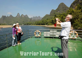Guilin-Li River Scenery