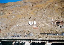 Sakya Monastery, Shigatse